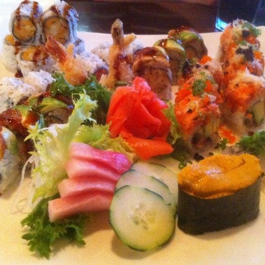 Photo taken at Kyoto Japanese Restaurant by Joanna P. on 4/6/2012
