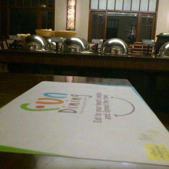 Photo taken at Club Mahindra Madikeri by Ashray N. on 4/14/2012
