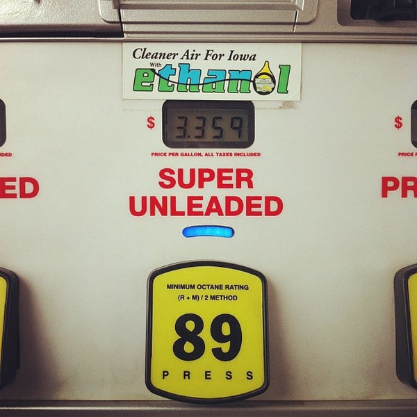 Photo taken at Kum & Go by Justin V. on 5/19/2012