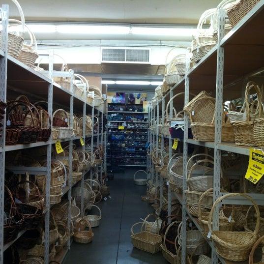 Los Angeles Supermarket: Arts & Crafts Store In Los Angeles