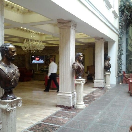 Снимок сделан в Golden Garden Boutique Hotel пользователем Eduard 4/22/2012