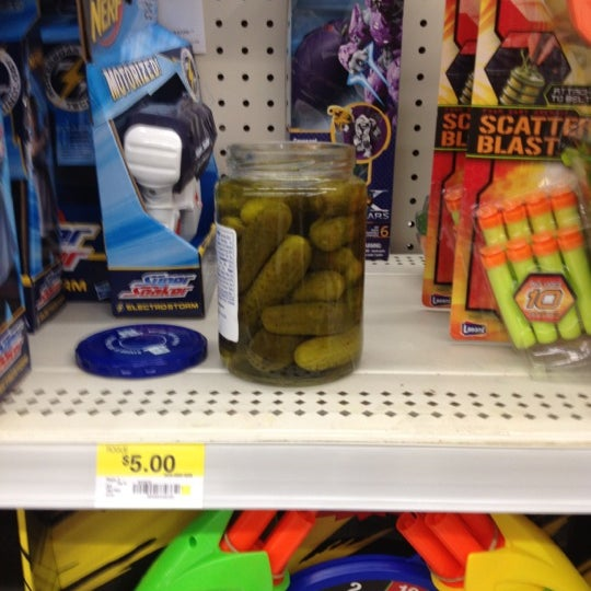 Photo taken at Walmart by Catherine K. on 6/2/2012
