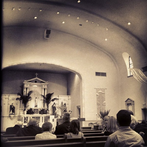 Photo taken at St. Agnes Parish by Petar M. on 5/26/2012