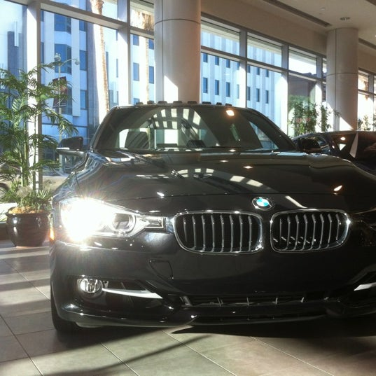 Photo taken at BMW of Beverly Hills Service Department by Ken S. on 7/25/2012