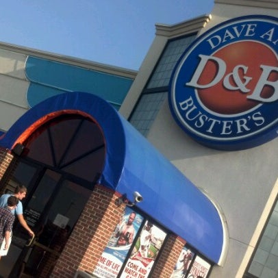 Photo taken at Dave & Buster's by Chad K. on 7/16/2012