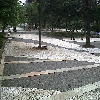 Photo taken at Calçadão Oiapoque by Fabio H. on 2/20/2012