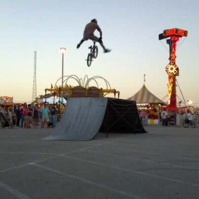 Photo taken at Bell County Expo Center by Rachel G. on 9/3/2012