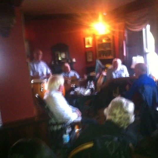 Photo taken at The Bushmills Inn by Richard F. on 5/12/2012