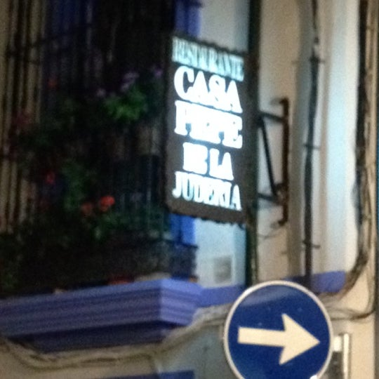 Foto tomada en Casa Pepe de la Judería por Marc F. el 5/30/2012