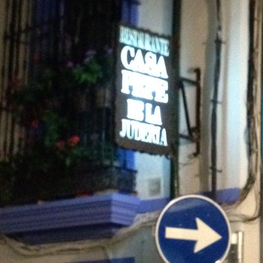 Photo prise au Casa Pepe de la Judería par Marc F. le5/30/2012