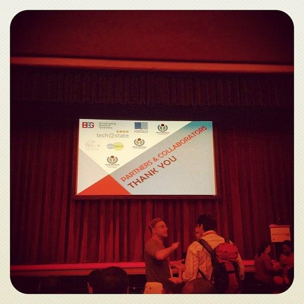 Photo taken at The George Washington University by Tango C. on 7/12/2012
