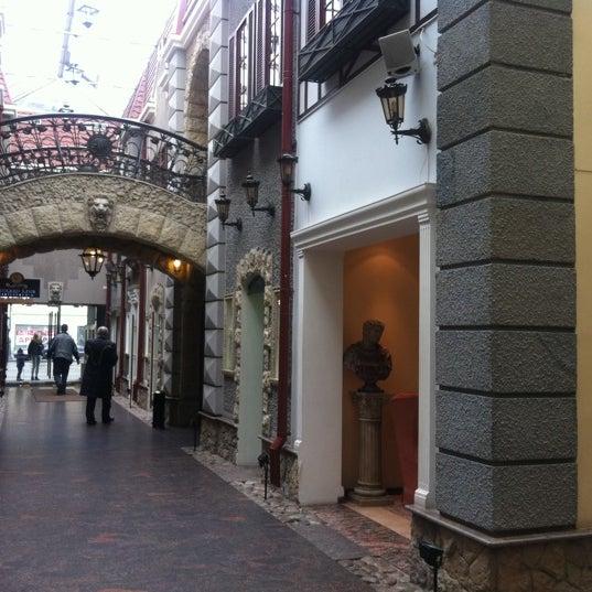 Снимок сделан в Golden Garden Boutique Hotel пользователем Alex G. 4/21/2012