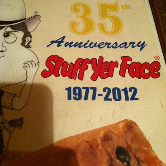 Photo taken at Stuff Yer Face by Karen C. on 5/30/2012