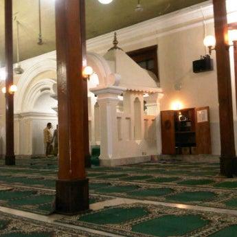 Photo taken at Masjid Jami' Kauman Pekalongan by senopati D. on 8/18/2012