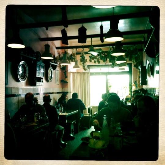 Foto scattata a Trattoria Pallottino da Giulio Federico J. il 4/15/2012