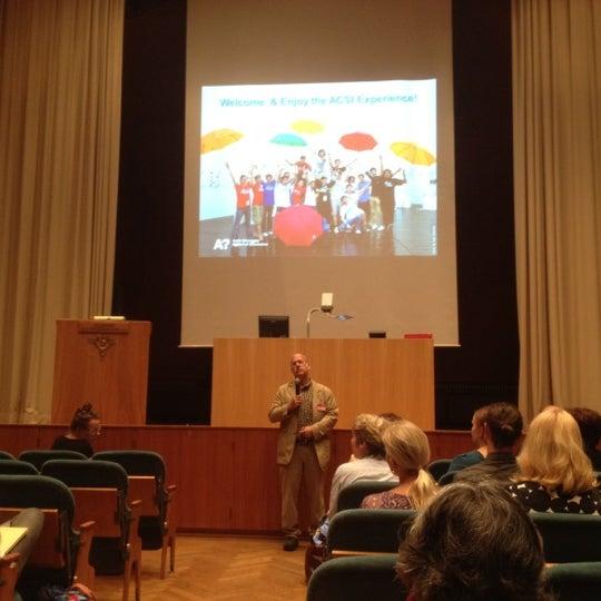 Photo taken at Kauppakorkeakoulu by Sylvain C. on 8/7/2012