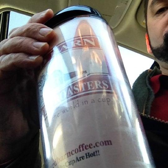Foto tirada no(a) Red Barn Coffee At Angel's Cafe por Tonyhopedale em 2/21/2012
