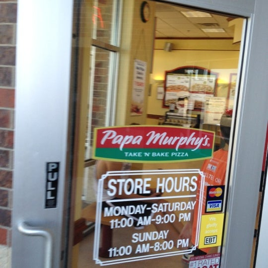 Papa Murphy's store locations in New Jersey Below is a list of Papa Murphy's mall/outlet store locations in New Jersey, with address, store hours and phone numbers. Papa Murphy's has 5 mall stores across the United States, with 0 locations in New Jersey.