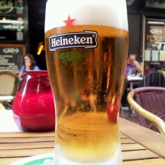 Снимок сделан в Cafe de Schutter пользователем ruud v. 8/12/2012