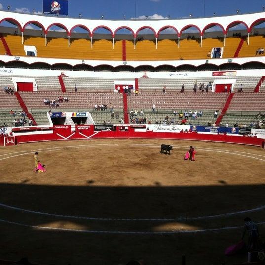 Foto tomada en Plaza de Toros Nuevo Progreso por Jorge A. el 3/11/2012