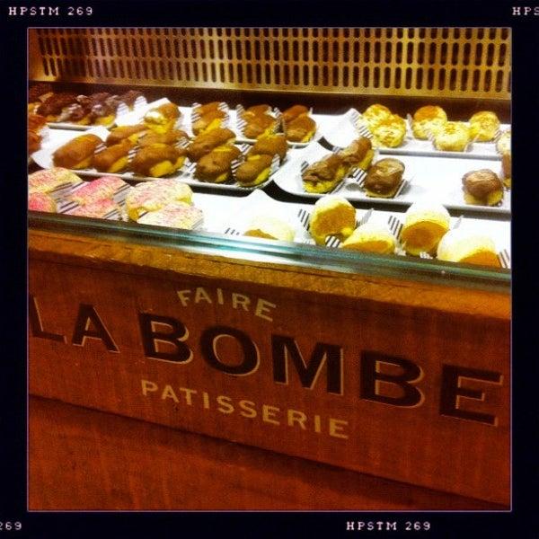 Foto tirada no(a) Faire La Bombe por carnecrua em 3/13/2012