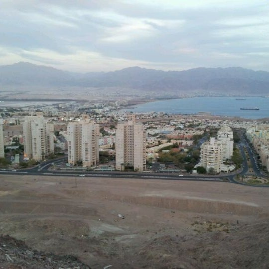 Photo taken at Eilat Mountains / הרי אילת by d b. on 2/21/2012