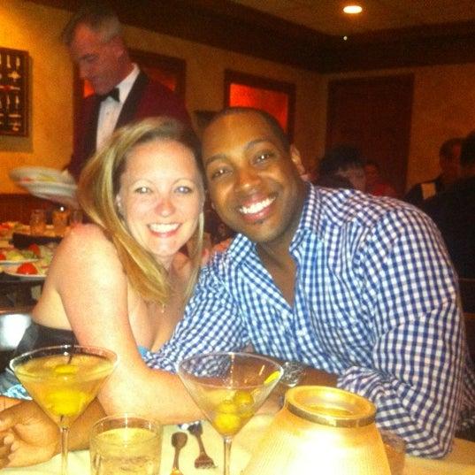 Photo taken at Kreis' Steakhouse by Katie S. on 6/15/2012