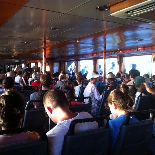 Photo taken at Büyükada Mavi Marmara Motor İskelesi by Dmitry N. on 8/21/2012