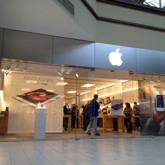 apple danbury fair mall