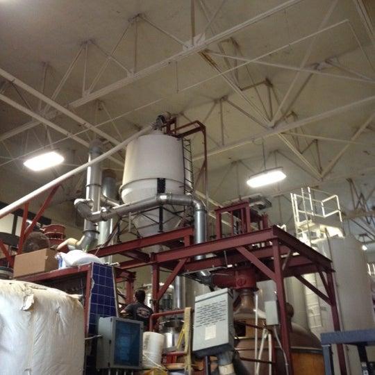 Photo prise au Lakefront Brewery par Jelani N. le7/2/2012