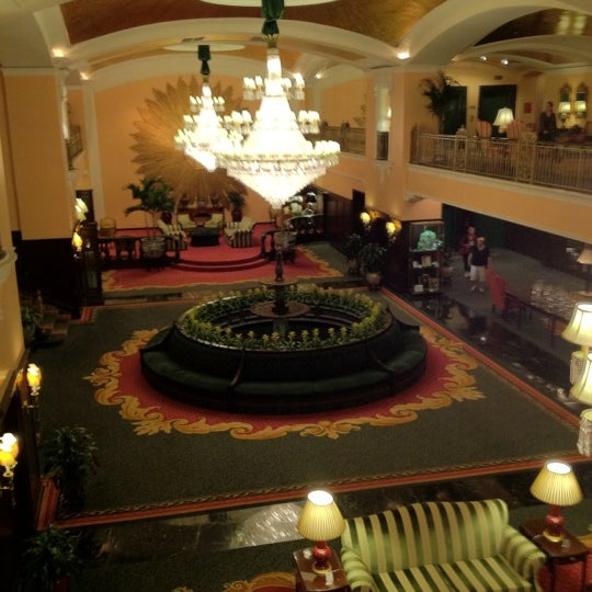 Photo taken at Amway Grand Plaza Hotel by citieguy on 8/30/2012