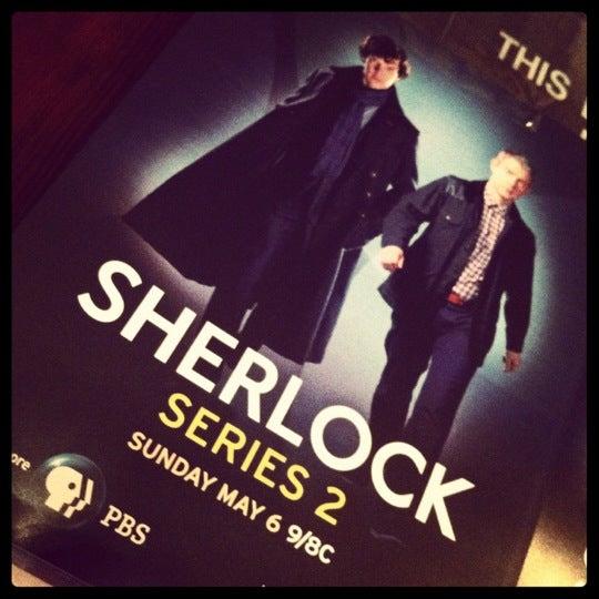"""Photo taken at @PBS """"Sherlock"""" Party/SXSW by Amy L. on 3/12/2012"""
