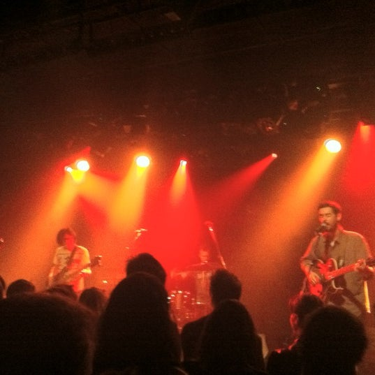 Photo taken at AB Ancienne Belgique by Maximus V. on 5/27/2012