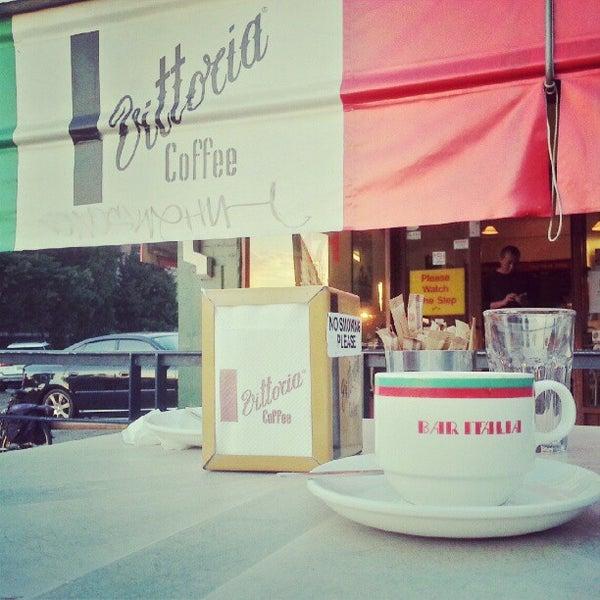 Photo taken at Bar Italia by jaddan b. on 8/23/2012