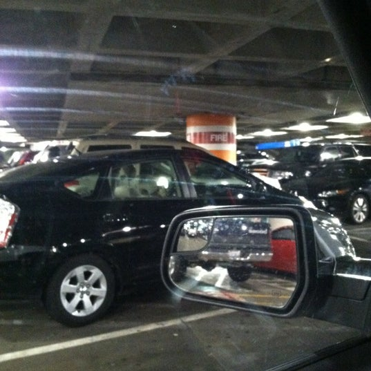 Photo taken at Sea-Tac Airport Parking Garage by Dustyn F. on 5/27/2012