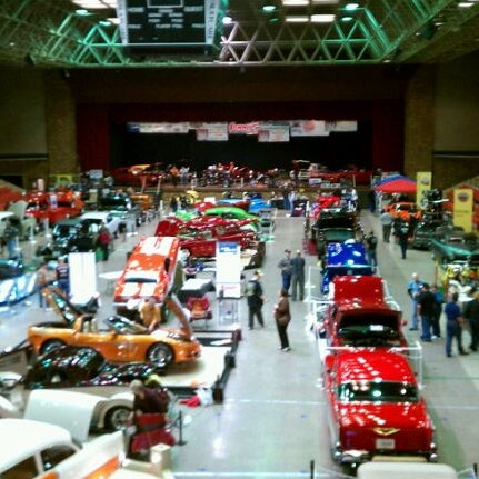 Photos At Canton Memorial Civic Center Tips - Civic center car show