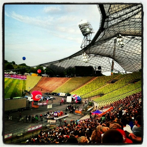 Photo taken at Olympic Stadium by Lee N. on 6/9/2012