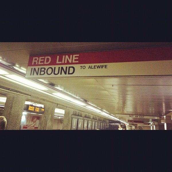 Photo taken at South Station Terminal (MBTA / Amtrak) by Kal M. on 8/25/2012