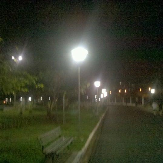 Photo taken at Parque Ecológico Maurilio Biagi by Danilo F. on 6/13/2012