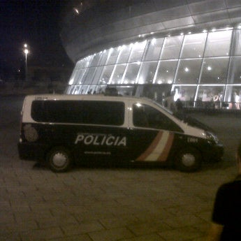 Photo taken at Palacio de los Deportes by Carlos 2. on 8/14/2012
