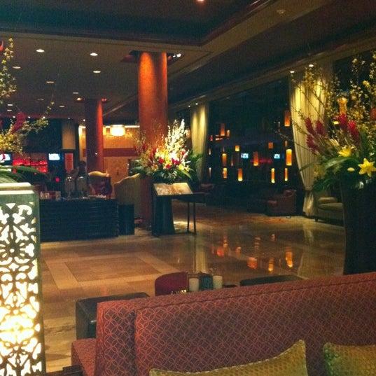 Photo taken at Marina Del Rey Marriott by Martin F. on 2/27/2012