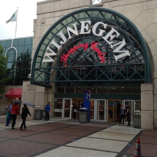 Photo taken at Wijnegem Shopping Center by Sanzy I. on 6/22/2012