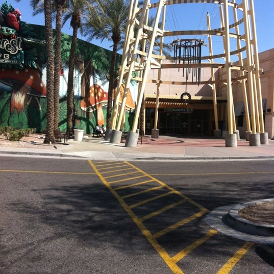 Photo taken at Arizona Mills by John Z. on 3/8/2012