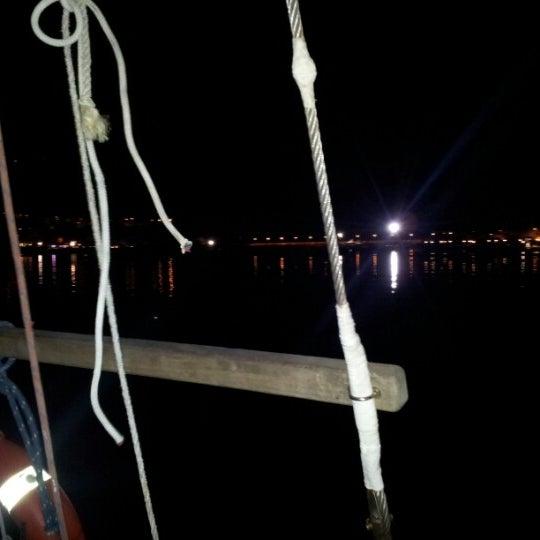 Photo taken at Isola di Nisida - Nisida Island by Ivan C. on 9/7/2012