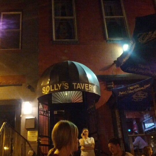 Photo taken at Solly's U Street Tavern by Drew S. on 6/21/2012