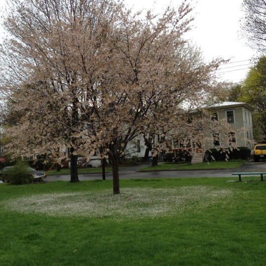 Photo taken at Washington Park by Shelley B. on 4/1/2012