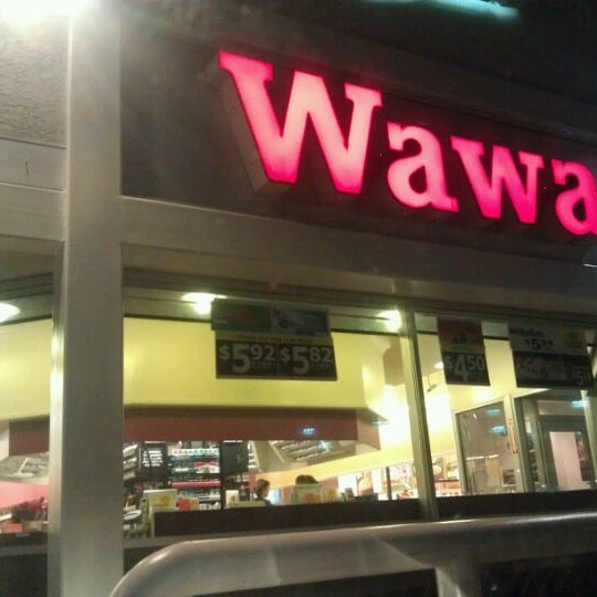 Photo taken at Wawa by Ed K. on 2/4/2012