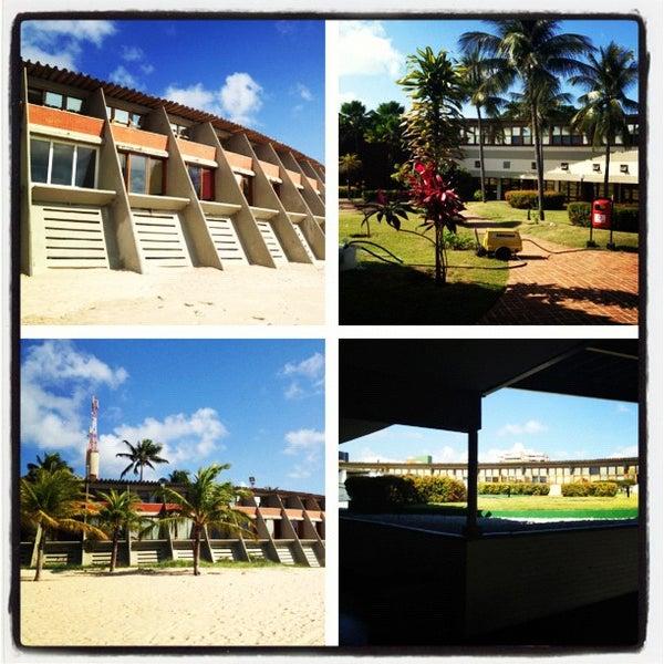 Foto tirada no(a) Tropical Hotel Tambaú por Monica V. em 8/29/2012