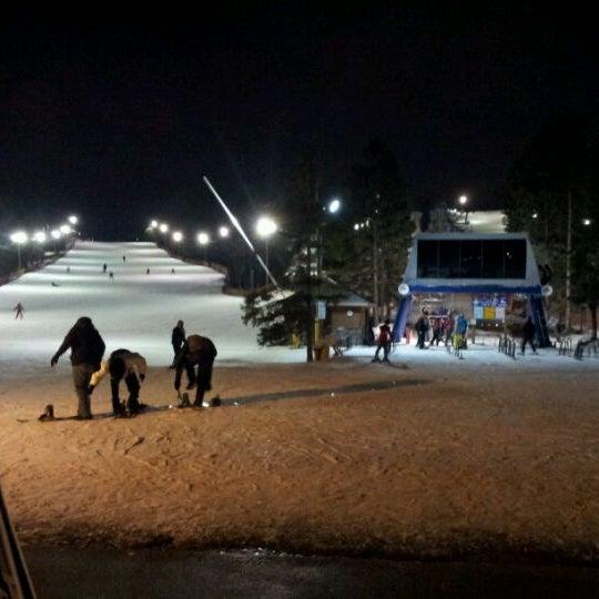 Photo taken at Chicopee Ski & Summer Resort by Wei L. on 2/23/2012