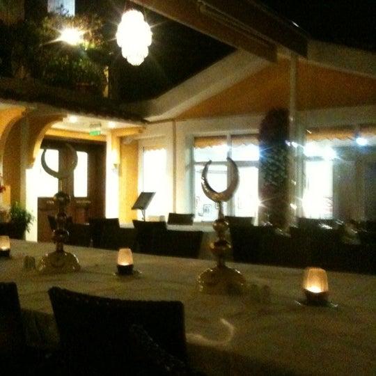 6/29/2012 tarihinde Aytul A.ziyaretçi tarafından Matbah Restaurant'de çekilen fotoğraf